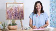 Tecniche di acquerello in negativo per illustrazione botanica. Un corso di Illustrazione di Cristina Cilloniz