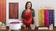 Introducción al teñido shibori. Un curso de Craft de Carolina Raggio