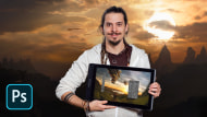 Matte Painting for Cinema. A Photography, and Video course by Koke Nunez
