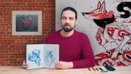 Artist's Sketchbook for Illustration Projects. A Illustration course by Aleix Gordo Hostau