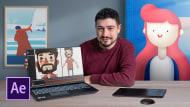 """Construye un amigo: del lápiz al movimiento. Un curso de 3D y Animación de Carlos """"Zenzuke"""" Albarrán"""