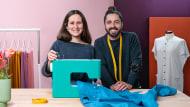 Dressmaking: Design Your Own Dress Shirt. A Fashion course by Lantoki