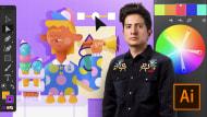 Introduzione ad Adobe Illustrator. Un corso di Design e Illustrazione di Aarón Martínez