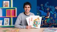 Expressive Linienzeichnung in Illustration. A Illustration course by Carlos Arrojo