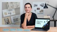 Principios de diseño para presentaciones. Un curso de Diseño, Marketing y Negocios de Katya Kovalenko