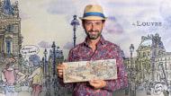 Urban Sketching: expresa tu mundo con una nueva perspectiva. Un curso de Ilustración de Lapin