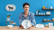 Dekoriere Keramik mit digitalen Transfers . A Handarbeit course by CHICHINABO INC