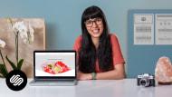 Criação de um site no Squarespace. Um curso de Marketing, Negócios, Web Design e App de Mónica Durán · Visual Bloom