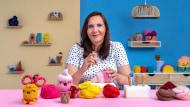 Création d'un art toy : technique de feutrage à l'aiguille. Un cours de Loisirs créatifs de droolwool
