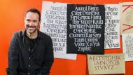 Kalligraphie mit kraftvoller Gotik. A Kalligrafie und Typografie course by Oriol Miró Genovart