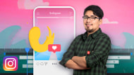 Motion Graphics for Instagram. A 3D, and Animation course by Darwin Pacheco