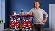 Pittura decorativa su mobili. Un corso di Artigianato e Illustrazione di LUCAS RISE