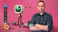 Introduzione al Design e Modellazione 3D con Blender. Un corso di 3D , e Animazione di Luis Arizaga