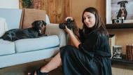 Photographie lifestyle de chiens. Un cours de Photographie , et Vidéo de MESTIZAA