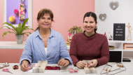 Création et réalisation de bijoux avec des perles. Un cours de Craft de Fatto