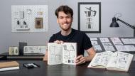 Introduzione allo sketching per product design. Un corso di Design di Fran Molina