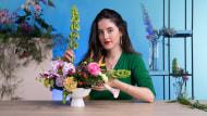Diseño y creación de composiciones florales. Un curso de Craft de ORA The Floral Agency