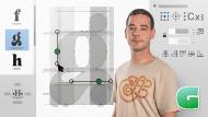 Einführung zu Glyphs . A Kalligrafie und Typografie course by Wete