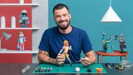 Diseño y creación de un art toy: de la persona al personaje. Un curso de Craft de Luaiso Lopez
