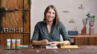 Creazione di gioielleria con argilla polimerica. Un corso di Artigianato di Marisa Clemente