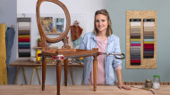 Chair Restoration and Upholstery. A Craft course by Lucia Giraudo