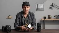 Dirección de fotografía cinematográfica avanzada. Un curso de Fotografía y Vídeo de David Curto