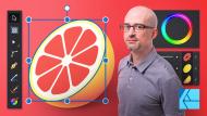 Introduction à Affinity Designer. Un cours de Design et Illustration de Juan José Ros