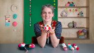 Diseño y creación de pompones. Un curso de Craft de Christine Leech