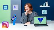 Création d'une marque personnelle sur Instagram. Un cours de Marketing , et Business de Vix Meldrew