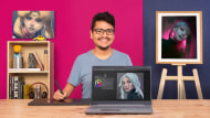 Principles of Digital Painting for Portraits. A Illustration course by Rodrigo Rivas (Ruiveran)
