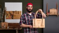 Création artisanale de sacs en cuir pour les débutants. Un cours de Mode de Gustavo Annoni - Annoni Bags
