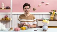 Design e criação de amigurumis. Um curso de Craft de Príncipe del Crochet