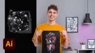 Art vectoriel: reflétez votre style avec Illustrator. Un cours de Illustration de Daniele Caruso