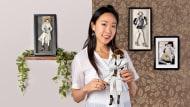Técnicas creativas para la ilustración de moda. Un curso de Ilustración de Connie Lim