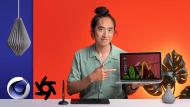 Modellazione 3D per pubblicità con Cinema 4D e OctaneRender. Un corso di 3D , e Animazione di Yonito Tanu