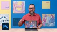 Digital Sketchbook: Awaken Your Creativity. A Illustration course by Del Hambre