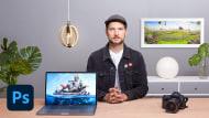 Collage digital en Photoshop: composición y efectos visuales. Un curso de Fotografía y Vídeo de Nick Pedersen