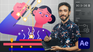 Adobe After Effects for Beginners. A 3D, and Animation course by Manuel Neto
