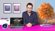 Animação 3D com Cinema 4D e Redshift para iniciantes. Um curso de 3D e Animação de Farid Ghanbari (RenderBurger)