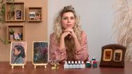 Kolorierung von Fotos mit Wasserfarben. A Illustration course by carine wallauer