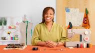 Máquina de coser para principiantes: crea tu primer vestido. Un curso de Craft de Juliet Uzor