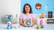 Punch needle y crochet: crea personajes únicos. Un curso de Craft de Jocelin Gonzalez