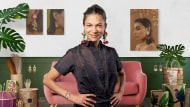 Bijoux tissés en fibres naturelles. Un cours de Loisirs créatifs de Mercedes Salazar