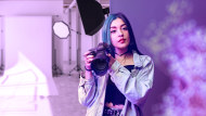 Fotocomposición para retrato artístico . Un curso de Fotografía y Vídeo de Krishna VR