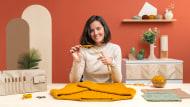 Introduzione al lavoro a maglia con ferri circolari. Un corso di Artigianato di Carmen García de Mora