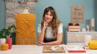 Macramê: crie roupas únicas. Um curso de Craft de Sara Moreno