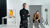 Direção de arte para a indústria da moda. Um curso de Moda de Manuel Ridocci