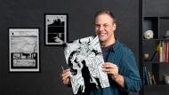 Narrativa visual para cómics: ilustra tu universo. Un curso de Ilustración de Sam Hart