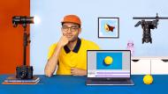 Creación de GIFs animados para Instagram en Photoshop. Un curso de Fotografía y Vídeo de Andre Rucker