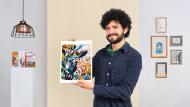 Sperimentazione grafica per illustrazione artistica. Un corso di Illustrazione di Santiago Guevara